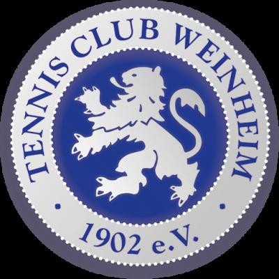 Tennisclub Weinheim 1902 Logo