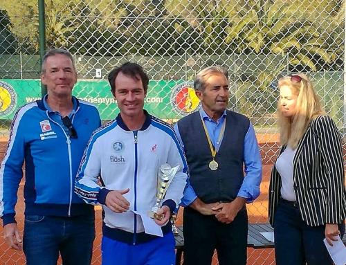 Jürgen Troeger gewinnt Turnier auf Mallorca