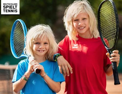 Weinheim spielt Tennis